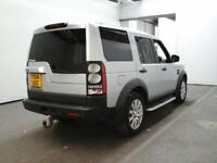 2014 LAND ROVER DISCOVERY SDV6 255 COMMERCIAL XS PANEL VAN DIESEL
