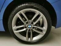 2017 BMW 1 Series 120d M Sport PARKING SENSORS -CRUISE CONTROL - DAB Hatchback