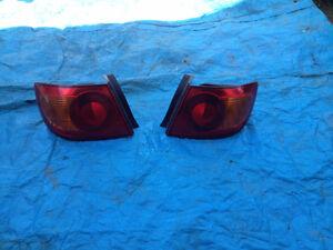 Tail light elantra gt 2002 20$ ch en bon etat