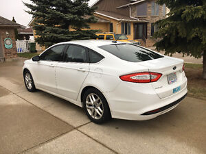2014 Ford Fusion SE Sedan EXTENDED WARRANTEES INCLUDED