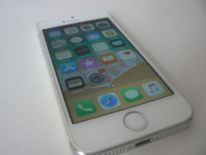 iphone 5s 16gb UNLOCKED Wind Freedom Rogers Chatr Fido Public
