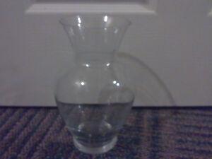 Decorative glass planter pot vase London Ontario image 1