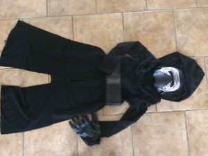 costume halloween KYLO REN Star wars