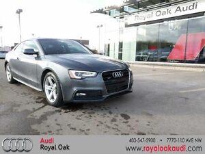 2013 Audi A5 2.0T Premium Tip Qtro Cpe    - Certified