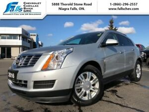 2016 Cadillac SRX Luxury  AWD,NAV,POWER LIFTGATE,DRIVER AWARNESS