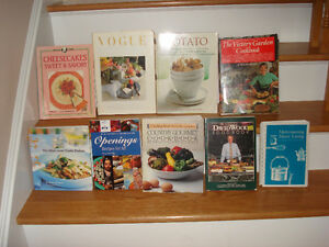 SEVERAL USEFUL COOKERY BOOKS