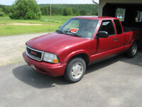 2003 Chevrolet Other Pickups RED Pickup Truck