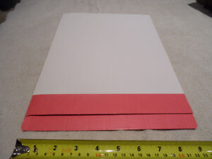 Letter Size File folder w/ End Tab & 2 Fasteners NEW Box of 150 Kitchener / Waterloo Kitchener Area image 3