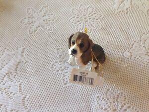 ************** BEAGLE  ORNAMENT ****************************