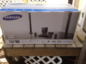 NEW Samsung Home Entertainment System