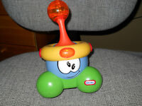 Goofy Giggles Remote Control Toy