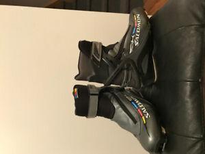 Bottes de ski de fond Pas de patin (skate) Salomon Active 8