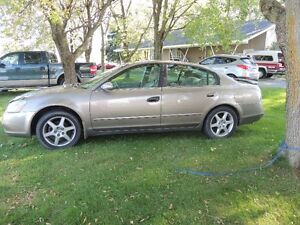 2003 Nissan Altima SE Berline