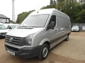 2012 VOLKSWAGEN CRAFTER CR35 2.0 TDI LWB HIGH ROOF PANEL VAN DIESEL