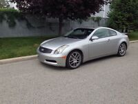 INFINITI G35 SPORT PACKAGE COUPE V6 3.5L 2005