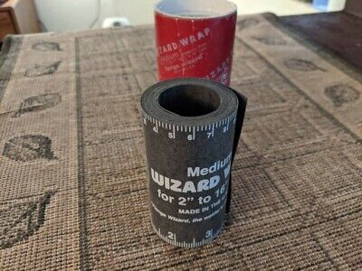 Flange Wizard Wiz Wrap-medium Ww17 2 To 16 Pipe