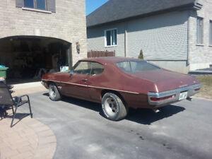 Pontiac T 37 1971 à  vendre