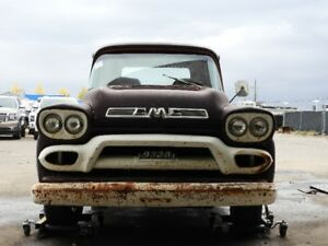 1959 GMC SHORTBOX PROJECT