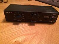 Induction loop amplifier