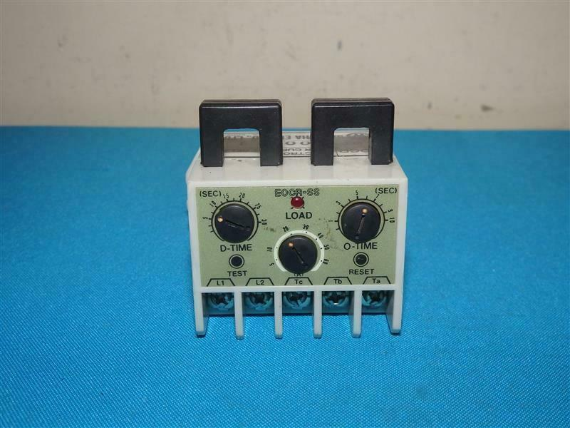 Samwha EOCR SS-60 N Electronic Overload Relay