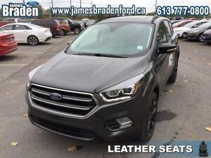 2018 Ford Escape Titanium  - Sunroof - Leather Seats