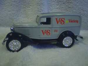 Collectable Antique -  V & S Variety Stores Die Cast 1932 Ford