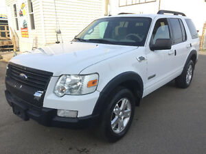 2007 FORD EXPLORER ADVANCETRAC/RSC 160905 FULLY DETAIL