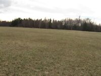 Acre lots incl.onsite septic View of Grand Lake,Scotchtown
