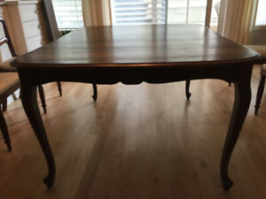 Antique Dining Room Table, Excellent Condition