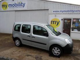 Renault Kangoo Automatic Wheelchair Scooter Disabled Access WAV Car