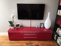 IKEA BESTA BURS TV BENCH 180cm in very good condition