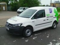 Volkswagen Caddy C20 TDi Startline DIESEL MANUAL 2016/16