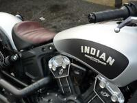 INDIAN SCOUT BOBBER ABS 2-TONE