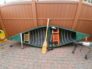 Sportspal canoe with extras(on hold)