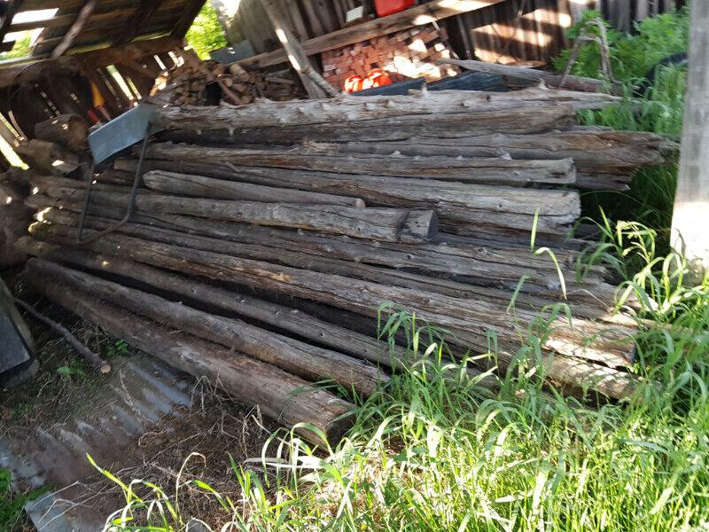 Cedar Rails and Posts Barn Board/Beams | Decks & Fences ...