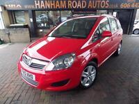 Vauxhall Zafira 1.6 Exclusiv Mpv