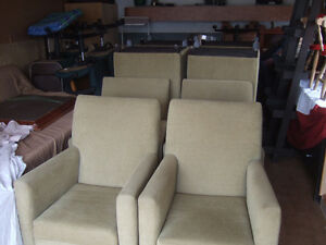 4 chair's in good condition $60 each