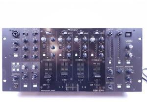 Table de Mixage de marque Pioneer DJM-5000