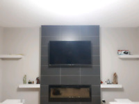 TV WALL MOUNT INSTALLATION ONLY FOR $70 CALL NOW