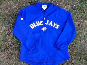Toronto Blue Jays Youth Large Jackets – Authentic – Like New