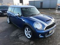 2008 Mini Clubman 1.6 Diesel *Only 62000 Miles* *£3,800 worth of extras *Air Con* 3 Month Warranty