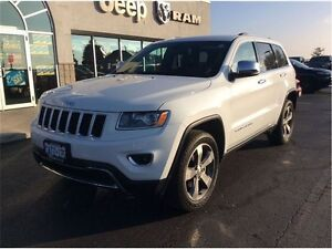 2015 Jeep Grand Cherokee Limited Windsor Region Ontario image 8