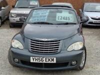 2006 CHRYSLER PT CRUISER Touring 2.4 Auto
