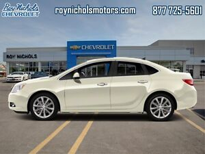 2012 Buick Verano Leather Package  - Certified - $106.64 B/W - L
