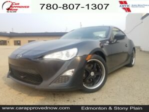 2014 Scion FR-S **Leather Heated Seats**  **Easy Finance**