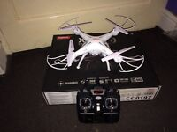 Brand new drone in box cost £110, want £50