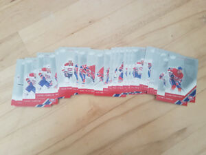 Lot de 2000 carte de hockey