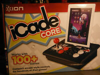 Ion iCade Core Arcade Game Controller for iPad1 and ipad2