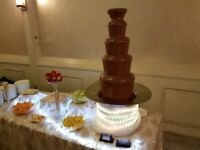 Chocolate Fountain Business $7000