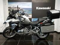 BMW R1200 GS TE Vario Top Case,Vario Panniers,Spoke Wheels,Engine Bars